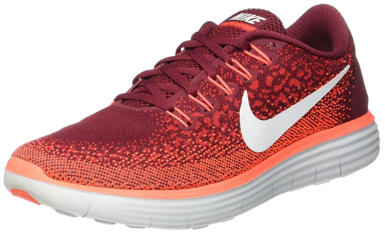 NIKE Men's Free RN Running Shoe B01IOFW6J0 11 D(M) US|Team Red/University Red/Total Crimson/Off White