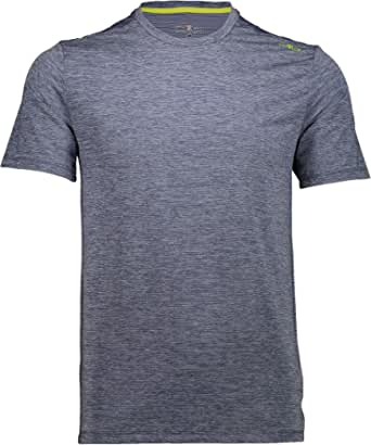 CMP T-shirt Stretch Con Trattamento Antibatterico - camiseta Hombre
