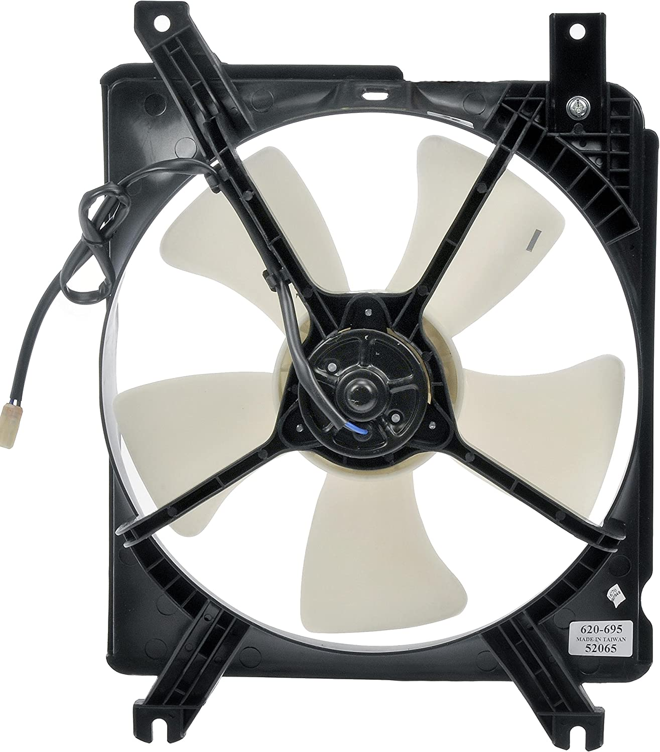 NEW AC Condenser Cooling Fan Assembly Dorman 620-282