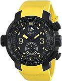 Zodiac ZMX Men's ZO8536 Special Ops Analog Display Swiss Quartz Yellow Watch