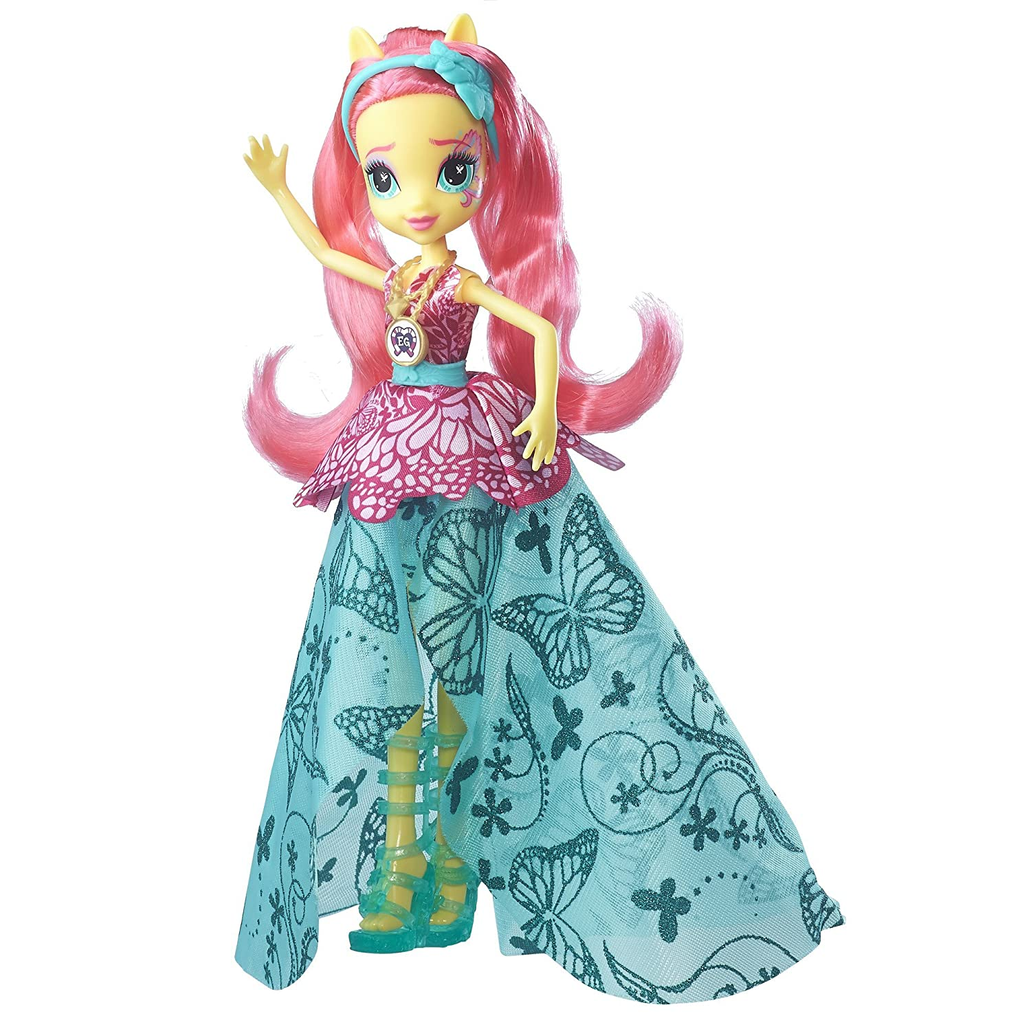 My Little Pony Equestria Girls Legend of Everfree Applejack Doll