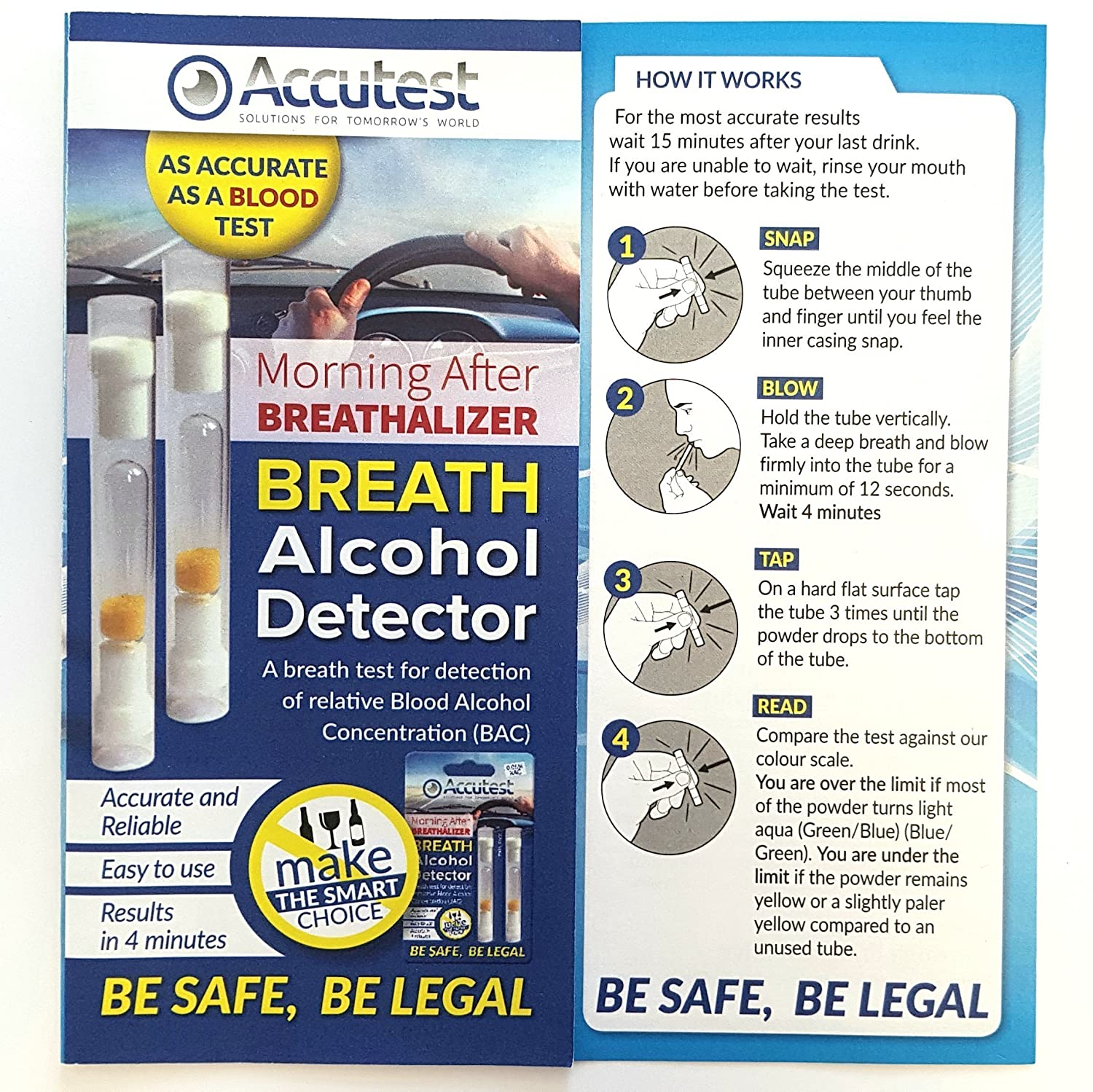 EU France Certified 2 Tests See chart for every Country in EU OBBS Alcohol Breathalyzer