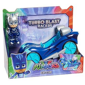 PJ Masks Vehículo Turbo-Gatuno (Bandai 24976)