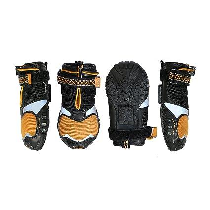 56aafea6769 Amazon.com   Kurgo Step N Strobe Dog Shoes