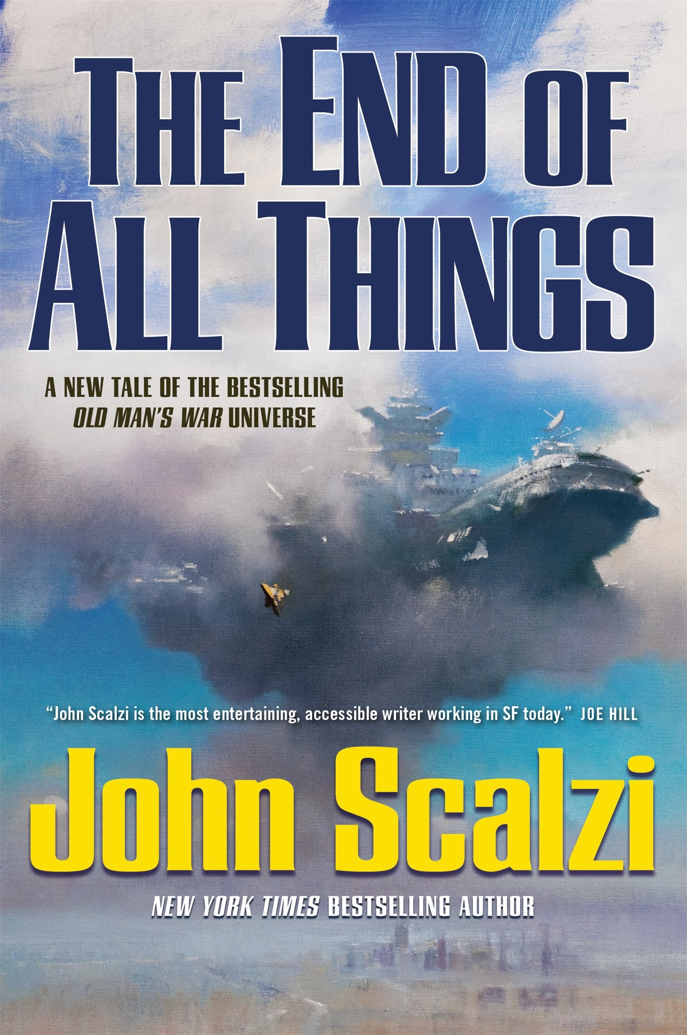 amazon the end of all things old man s war john scalzi adventure