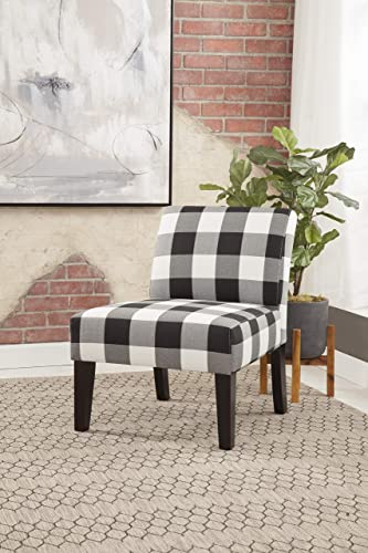 Cheap Grafton Armless Accent Chair living room chair for sale