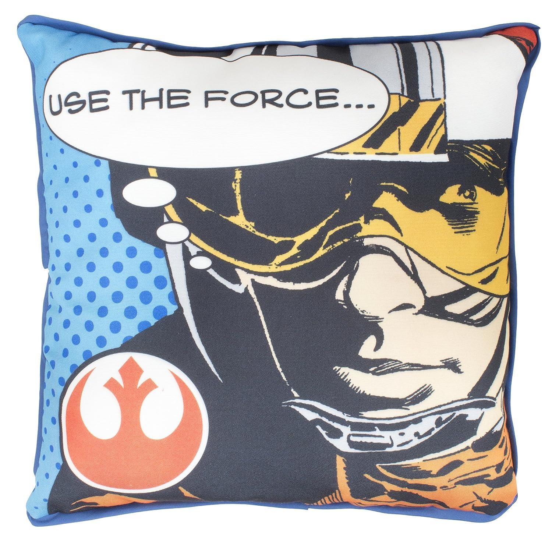 Character World Disney Star Wars Darth Funda de cojín ...