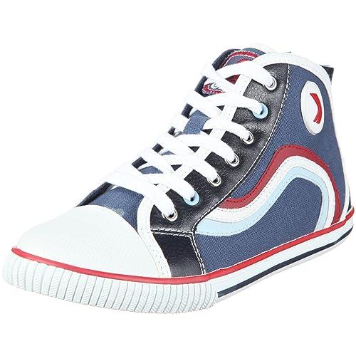 Geox J KIWI BOY N J11A7N 01054 C0288 - Mocasines de cuero para niños, color azul, talla 36: Amazon.es: Zapatos y complementos