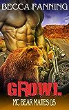 Growl (BBW Bear Shifter MC Romance) (MC Bear Mates Book 0)
