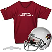 Franklin Sports NFL Team Licensed Youth Helmet and Jersey Set photo