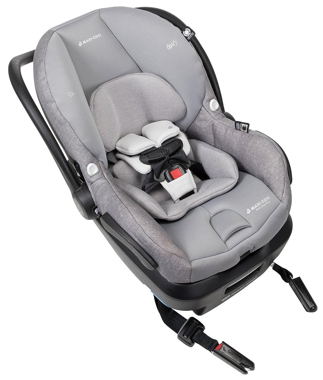 Maxi-Cosi Mico Max Plus Infant Car Seat Nomad Black