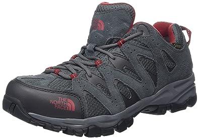 The North Face Hedgehog Hike GTX Mid - Chaussures Marche - Homme - Noir (Black (TNF Black/TNF Black) - 47 EU ZBNylLipr
