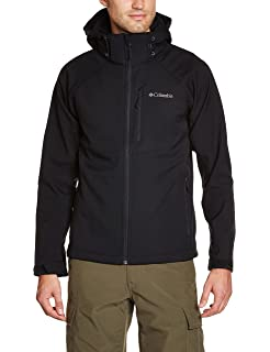 Amazon.com : Columbia Cascade Ridge II Softshell jacket ...
