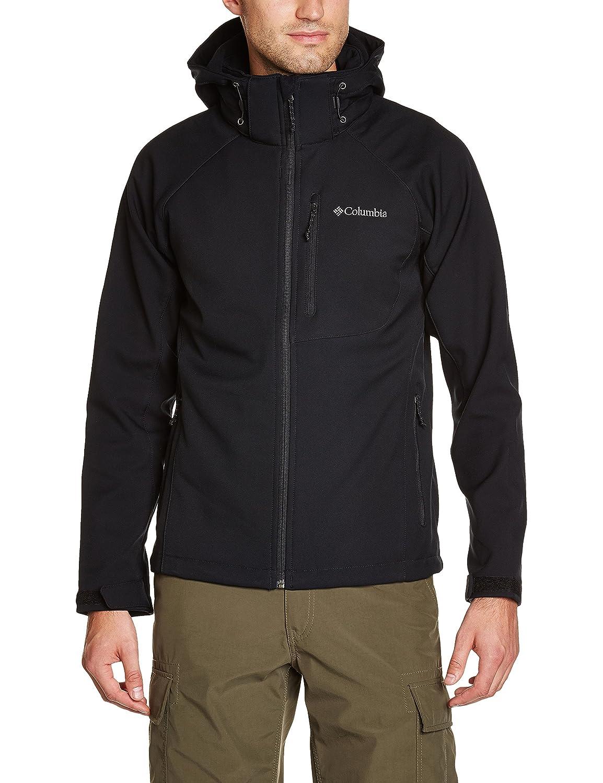 Amazon.com: Columbia Mens Cascade Ridge II Softshell Jacket ...
