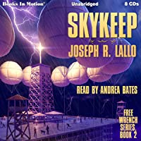 Skykeep: Free-Wrench Series, Book 2