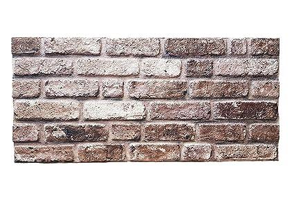 3D Brick Effect Wall Panels Decorative Wall Ceiling Tiles CLADDING  POLYSTYRENE Panel Tile 50x100cm (ST110)