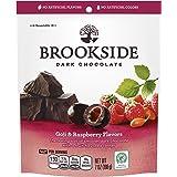 BROOKSIDE Dark Chocolate Candy, Goji & Raspberry, 7 Ounce