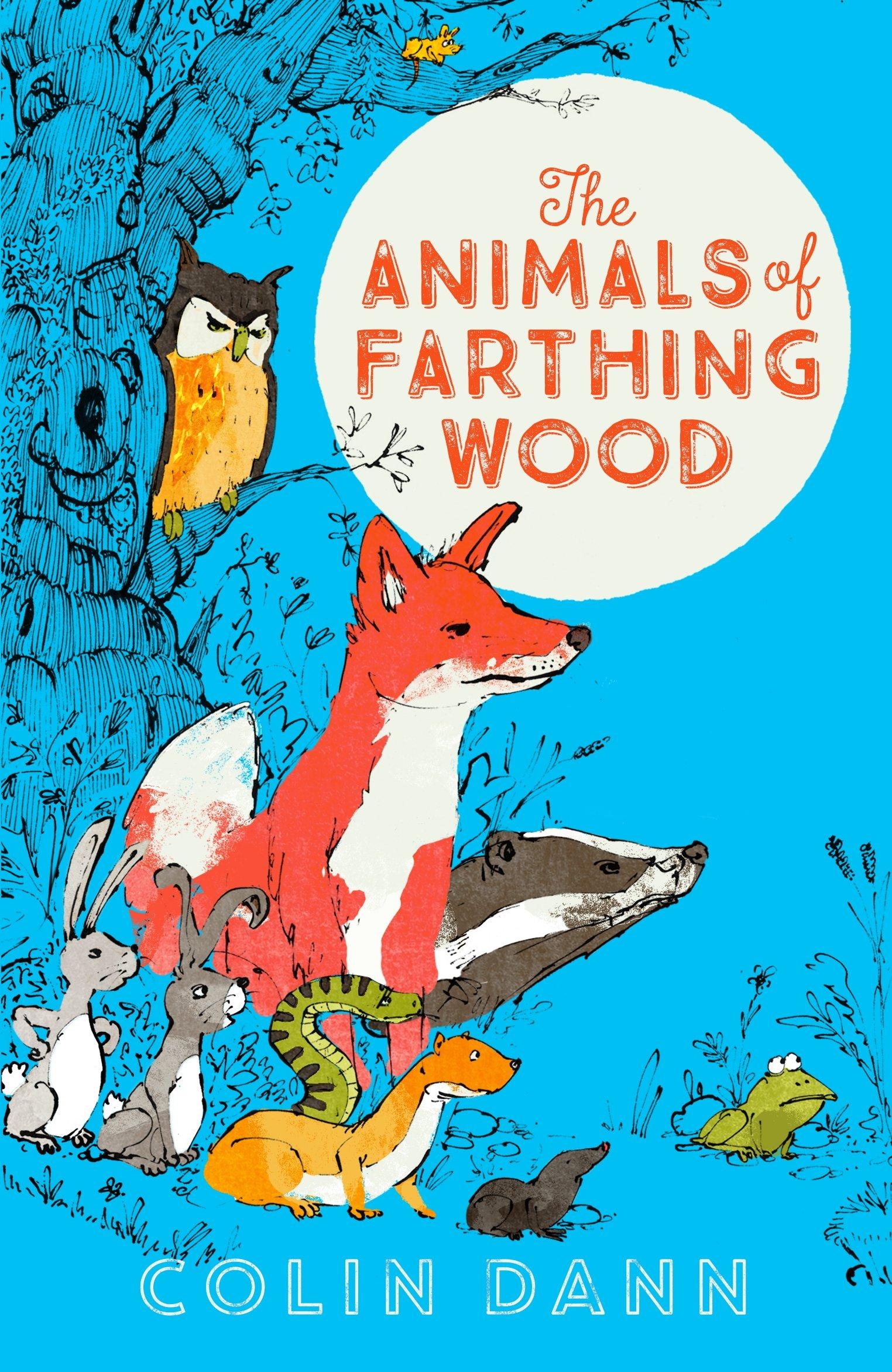 The Animals of Farthing Wood (Egmont Modern Classics)