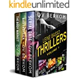 Leine Basso Thrillers, Vol. 1: (Serial Date, Bad Traffick, and The Body Market) (Leine Basso Thriller Boxset)