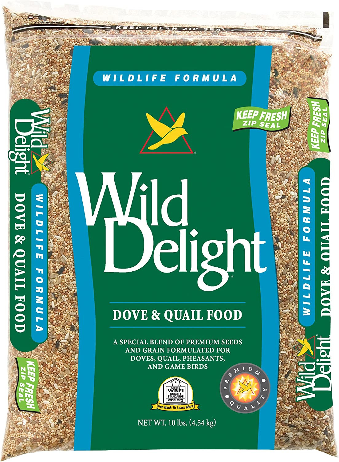 Wild Delight Dove & Quail Food, 10 lb