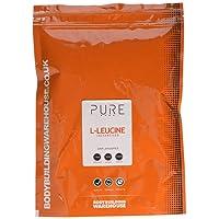 Bodybuilding Warehouse Pure Instantised Leucine Powder Unflavoured 500 g