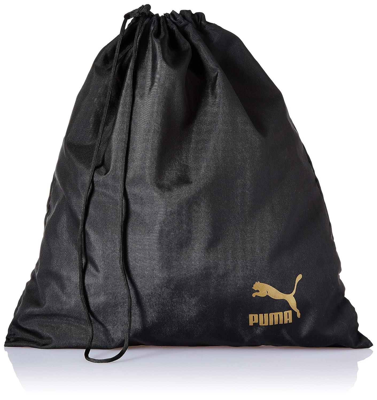 Puma Black Shoe Bag (7536801)  Amazon.in  Bags b10a50db9d625