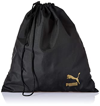f35019019904 Puma Black Shoe Bag (7536801)  Amazon.in  Bags