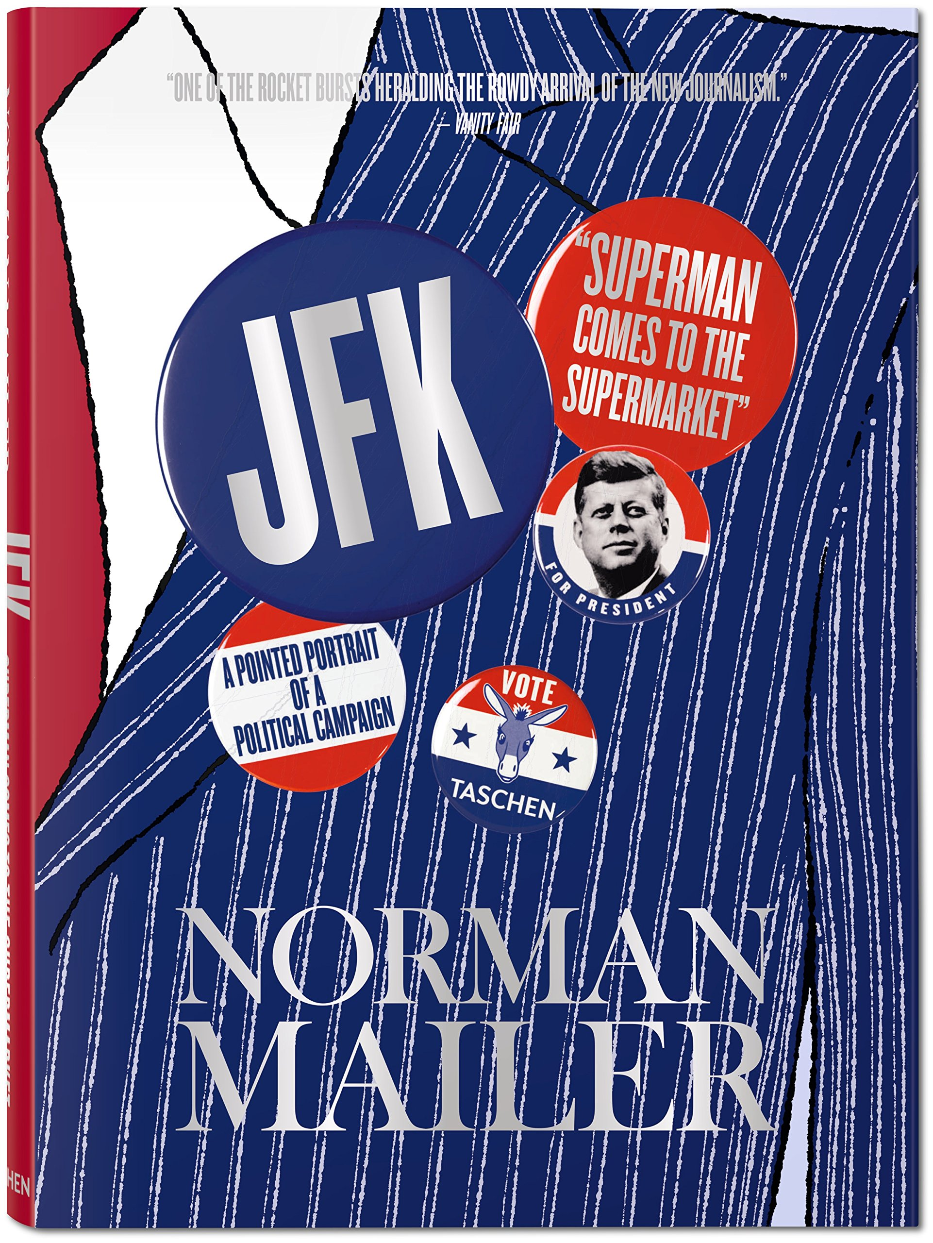 Norman Mailer: JFK, Superman Comes to the Supermarket XL