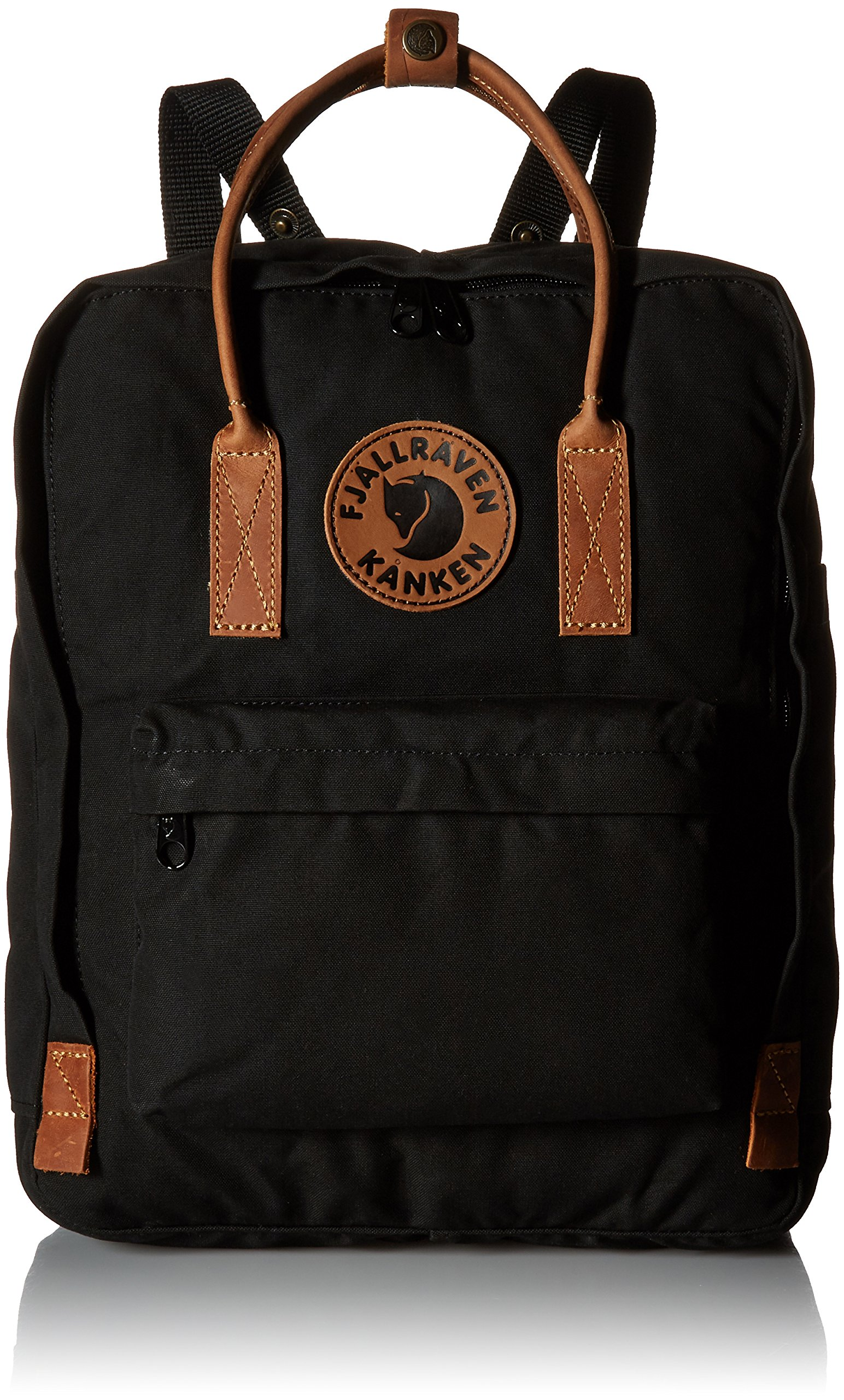 Fjallraven - Kanken No. 2, Heritage and Responsibility Since 1960, Black by Fjällräven (Image #1)