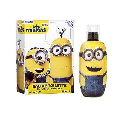 Universal Minions Agua de colonia infantil, 100 ml