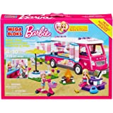 Mega Bloks Barbie Build-n-Play Luxe Camper