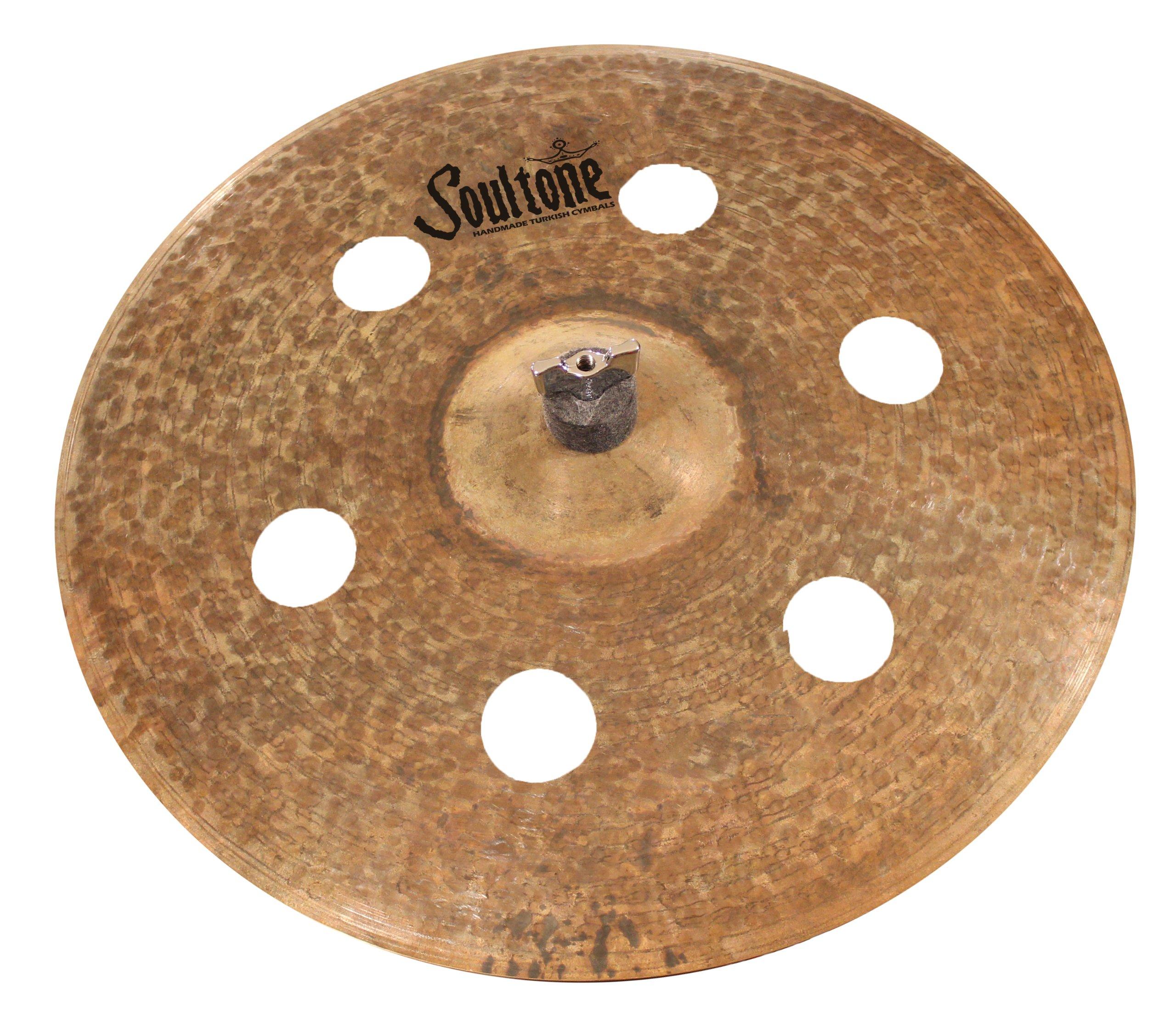 Soultone Cymbals NTR-CHN24FXO6-24'' Natural FXO 6 China