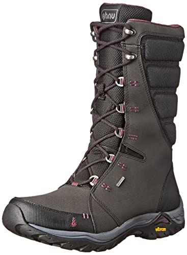 Amazon.com | Ahnu Women's Northridge Insulated WP Hiking Boot ...