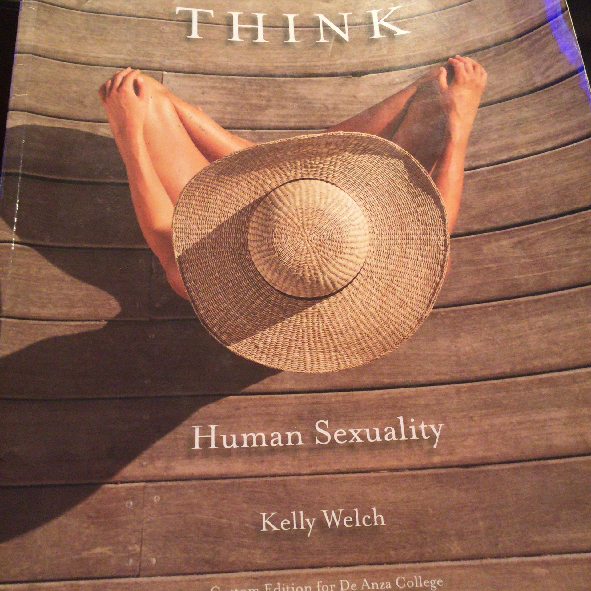 Think Human Sexuality Welch Ebook