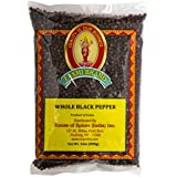 Laxmi Premium Whole Black Peppercorns (Tellicherry) - 14 oz