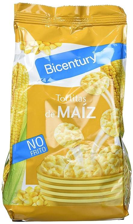 Bicentury Mini Tortitas de Maíz - 100 gr