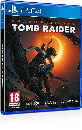 Shadow Of The Tomb Raider Estándar (Edición Exclusiva Amazon ...