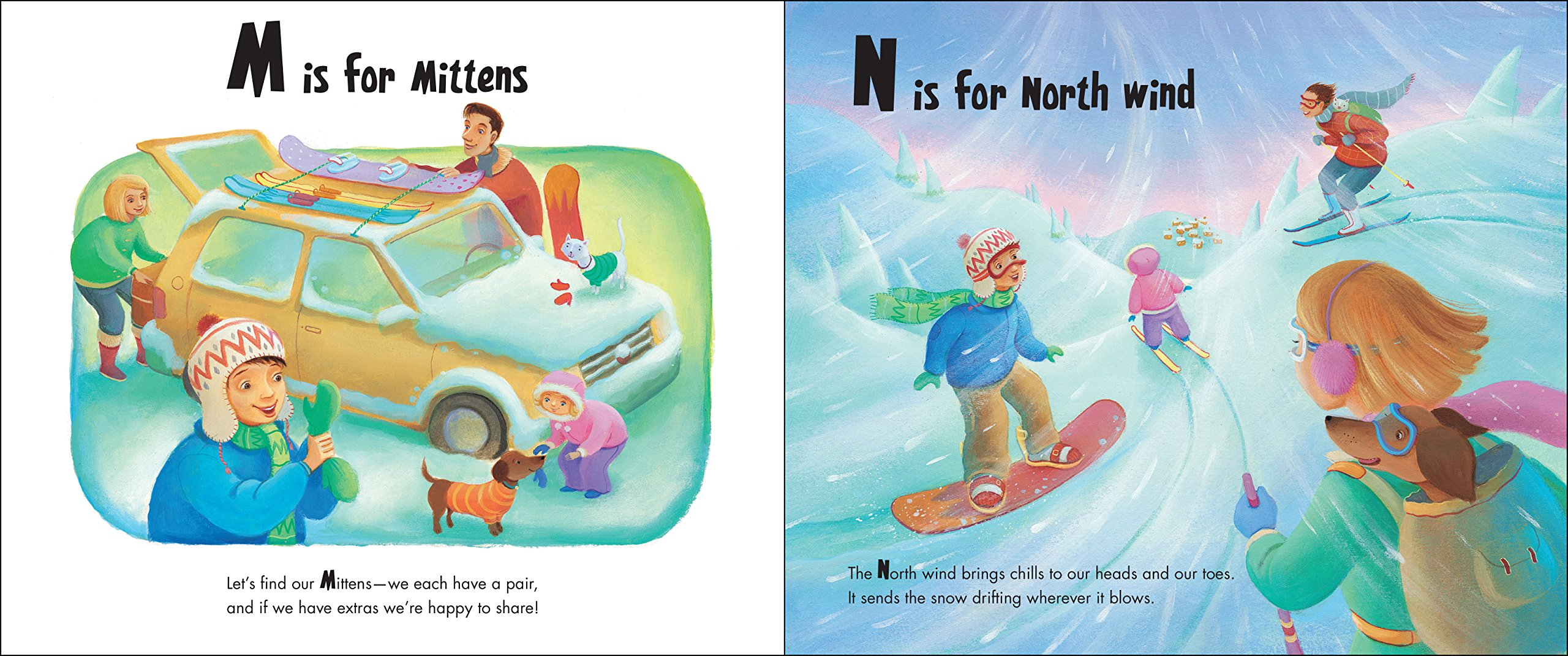 s is for snowman gods wintertime alphabet ebook