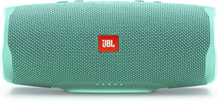 Jbl Charge 4 Bluetooth Lautsprecher In Petrol Wasserfeste Portable Boombox Mit Integrierter Powerbank Mit Nur Einer Akku Ladung Bis Zu 20 Stunden Kabellos Musik Streamen Audio Hifi