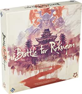 Battle for Rokugan Board Game
