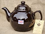 Classic Brown Betty 8 cup Teapot