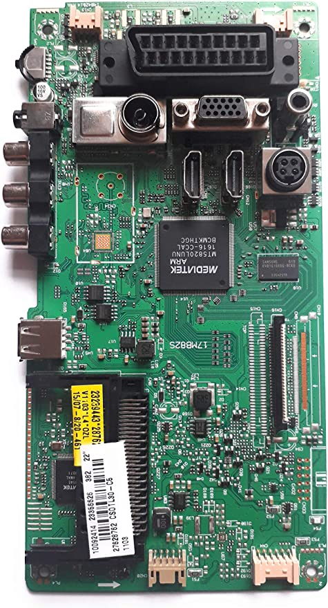 Vestel Main Board 17MB82S 23356626 - Panel para televisor LED Finlux 22FBE274B-NCM: Amazon.es: Informática