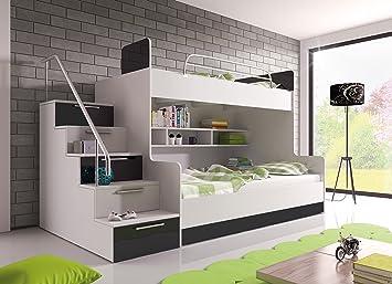 Schutznetz Etagenbett : Furnistad etagenbett heaven kinder stockbett option links