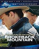 Brokeback Mountain Blu-ray + DVD + Digital Copy