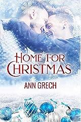 Home For Christmas: A Gay Christmas Step-brother Romance Kindle Edition