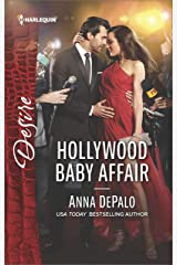 Hollywood Baby Affair: A Billionaire Boss Workplace Romance (The Serenghetti Brothers Book 2525) Kindle Edition