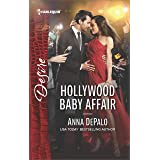 Hollywood Baby Affair: A Billionaire Boss Workplace Romance (The Serenghetti Brothers Book 2)