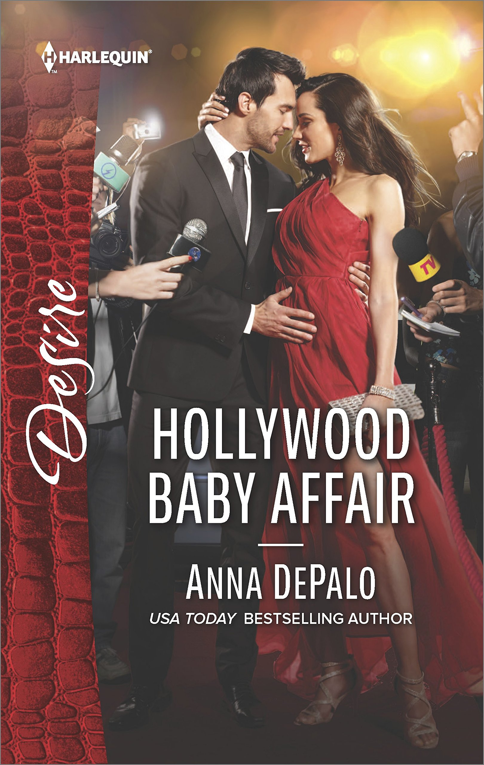Hollywood Baby Affair scandalous Serenghetti