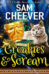 Croakies & Scream: A Magical Cozy Mystery with Talking Animals (Enchanting Inquiries Book 5) Kindle Edition