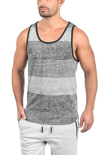 !Solid Charan - Camiseta sin Mangas Hombre Se8596w